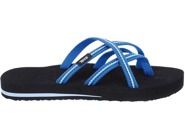 eb73943d7d1a2 Teva Olowahu Sandals Women blue at Addnature.co.uk